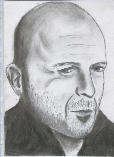 Bruce Willis par LiiSs